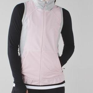 🤗 Lululemon Let's Get Visible vest